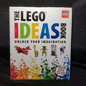 The Lego Idea book